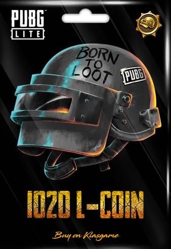 Pubg Lite 1020 L-Coin