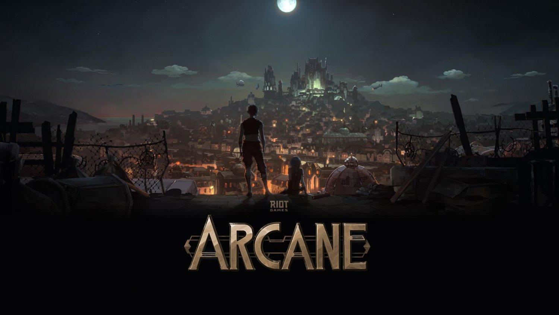 """League of Legends Dizisi """"Arcane"""" Sonbaharda Geliyor"""