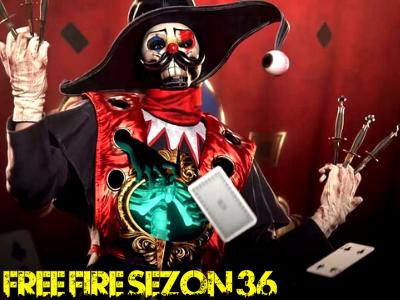 Free Fire Sezon 36 : Yeni Paketler, Silahlar Ve Daha Fazlası