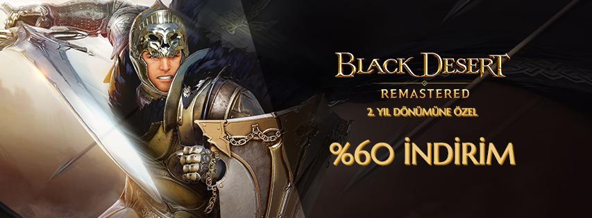Black Desert Online %60 İndirim