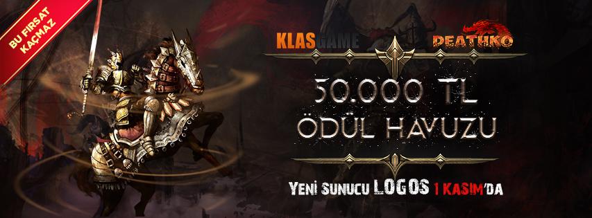 Deathko Yeni Sunucu Logos