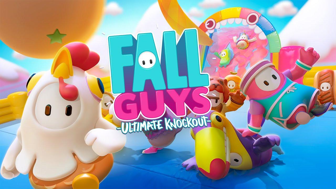 Oyun Dünyasını Karıştıran Oyun : FALL GUYS