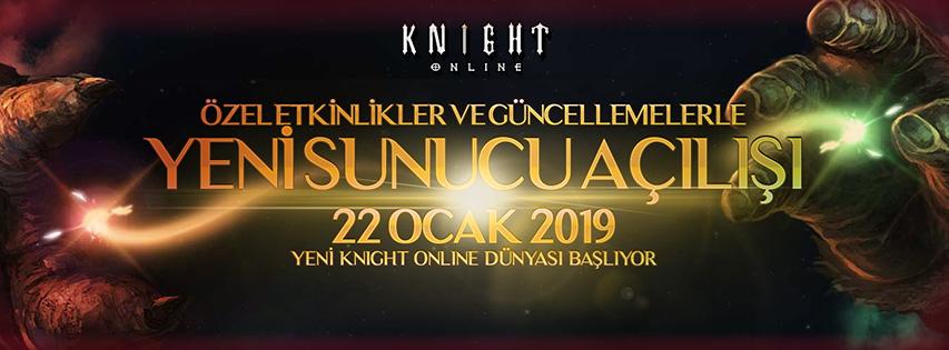 Knight Online 2 Yeni Sunucu!
