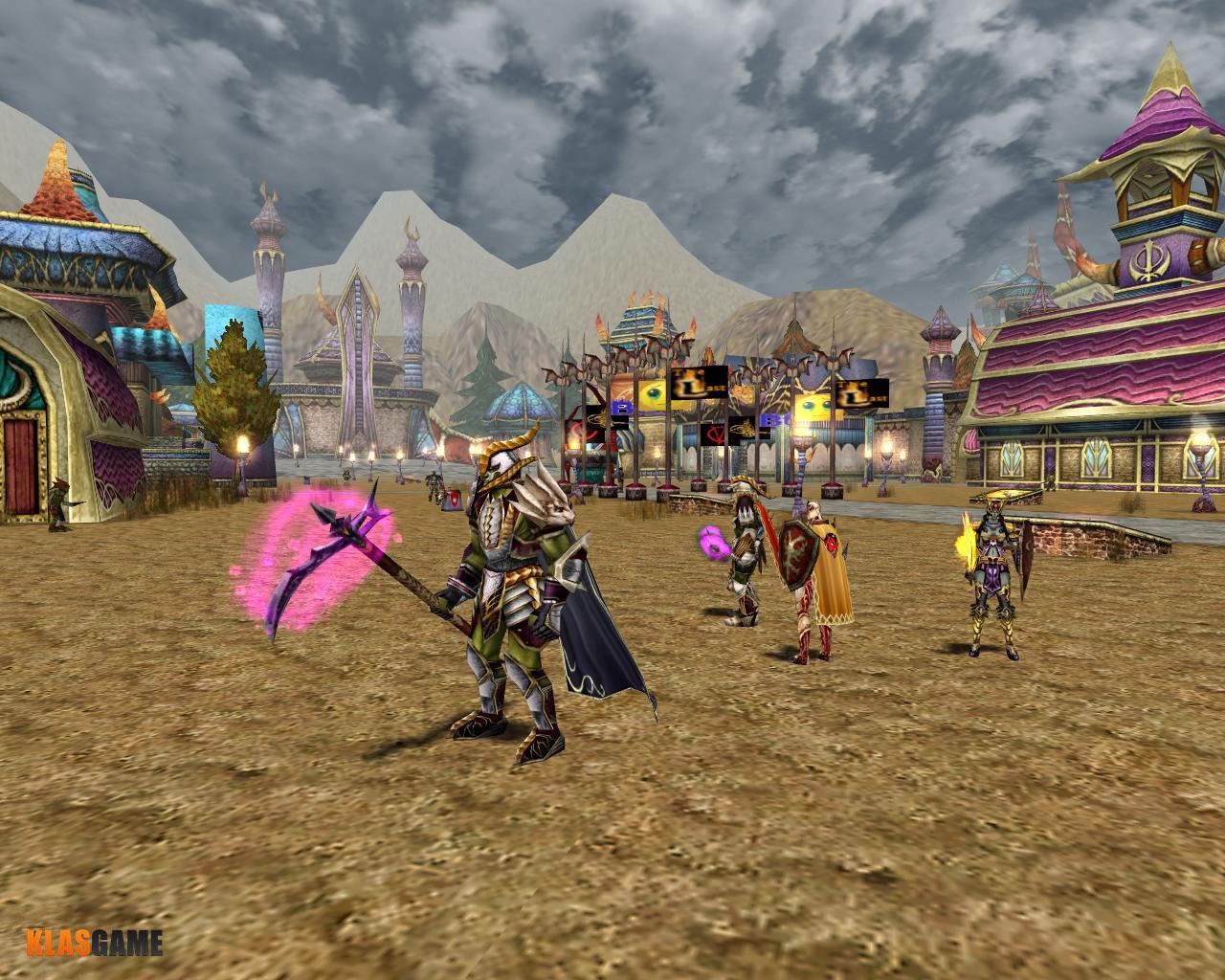 Knight Online Npoint / Cash Игровые образы