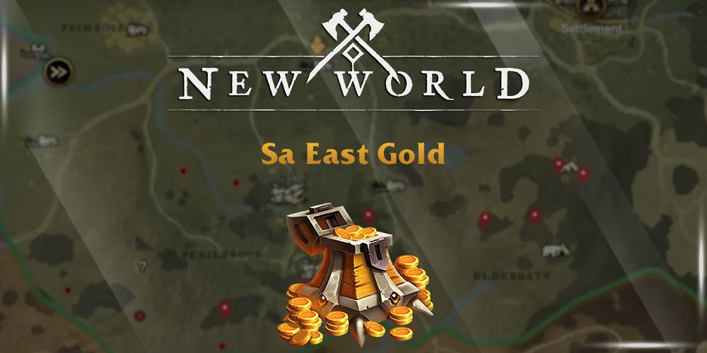 New World Sa East Gold