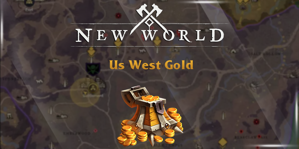 New World Us West Gold