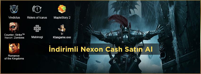 Nexon Cash Stokları Yenilendi