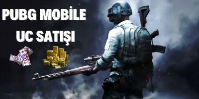 Pubg Mobile UC Satışı