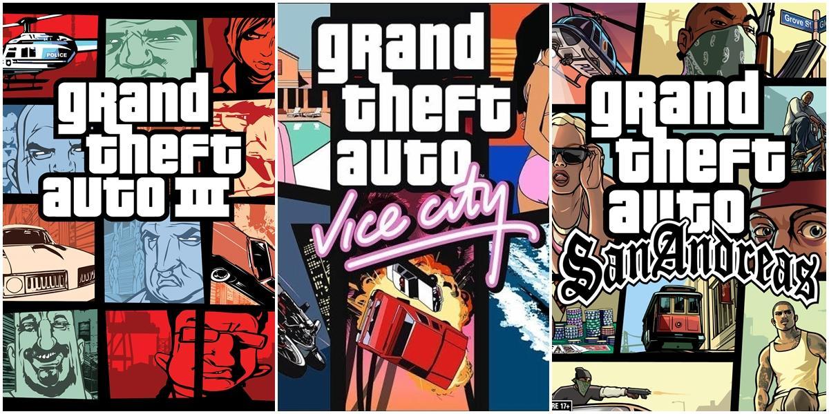 Rockstar Games Grand Theft Auto: The Trilogy'i Resmi olarak Duyurdu!