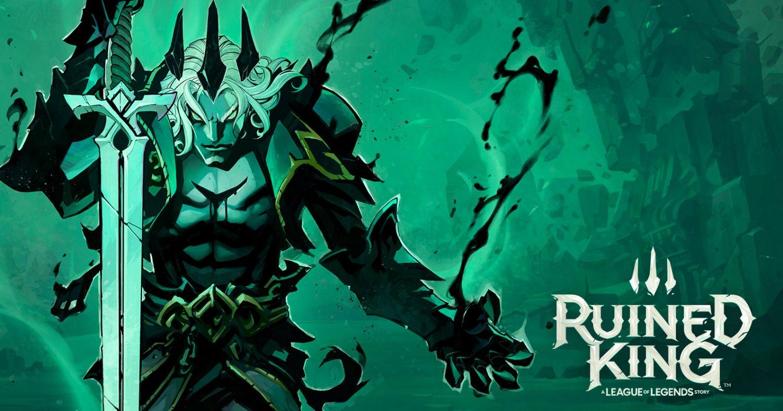 League of Legends Yeni Oyunu Ruined King